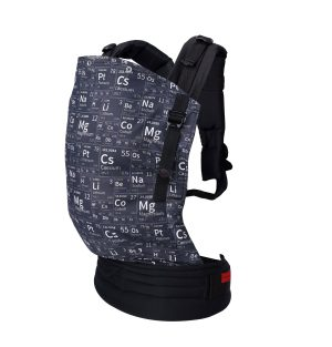 periodic system baby carrier